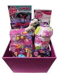 my pony easter basket my pony birthday gift baskets birthday wikii