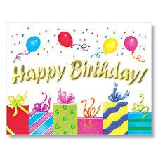 greeting card employment festive birthday employee birthday cards