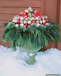 martha stewart christmas lights ideas urn topper christmas lights martha stewart and ornament