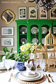 Traditional Easter Table Decorations by Best 25 Easter Table Settings Ideas On Pinterest Easter Table