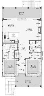 coastal house floor plans first floor plan of coastal house plan 67536 deanna pinterest