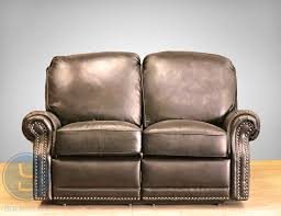 Leather Loveseat Recliner Amazon Com Barcalounger Premier Ii Leather Reclining Loveseat