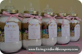 baby showers favors cookies recipe baby shower gift idea living rich with
