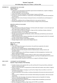 retail manager resume exles retail manager resume sles velvet
