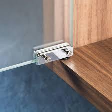 cabinet glass door hinges amazon com glass door pivot hinge for free swinging glass doors