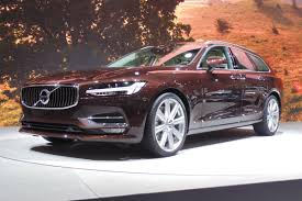 new volvo new volvo v90 estate priced from 34 555 auto express