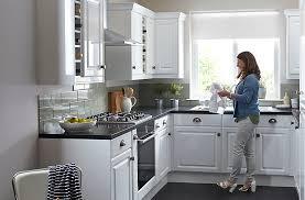 b q kitchen ideas it chilton gloss white style diy at b q kitchen ideas