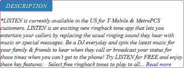 ringback tones for android apk free ringback tones for android
