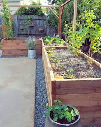 make your own small garden in the backyard youtube