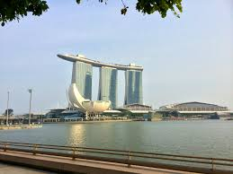 hotel review marina bay sands singapore
