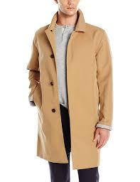 amazon com jack spade men u0027s packable trench coat clothing