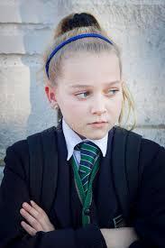candid schoolgirls angry schoolgirl stock image image of school education 31095055