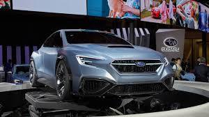 subaru concept truck subaru viziv performance concept could preview next gen wrx