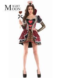 red queen halloween popular red queen costume buy cheap red queen costume lots from