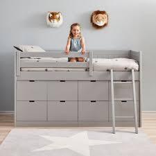 children s desk with storage unbelievable uncategorized loft beds for kids with desk inside
