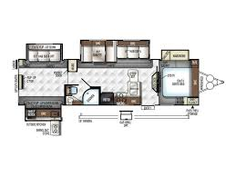 Rockwood Fifth Wheel Floor Plans by 2018 Forest River Rockwood Signature Ultra Lite 8326bhs Sun City
