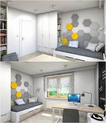chambre cool pour ado fauteuil ado und chaise de bureau scandinave pour deco chambre