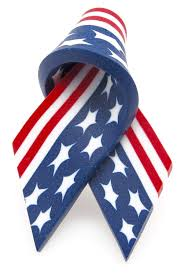 Pin Flags Flag Ribbon Lapel Pin