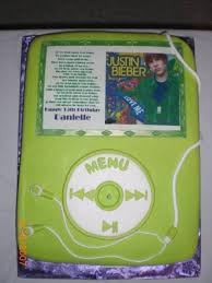 justin bieber birthday cakes pictures 2011