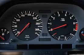 ferrari speedometer top speed ferrari testarossa vs bmw m5 e34 1990 giant road test drive