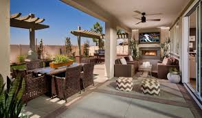 California Room Designs by New Homes In Jurupa Valley