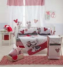 Crib Bedding Set Minnie Mouse Baby Bedding Sets Minnie Mouse 4 Crib Bedding Set Baby