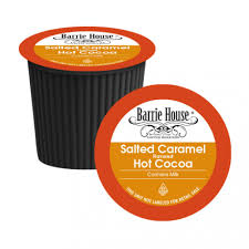 Barrie House Barrie House Salted Caramel Cocoa Single Serve 24 Pack Ecs
