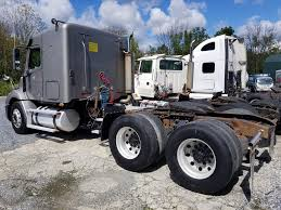 2001 freightliner classic xl tandem axle sleeper for sale 361278