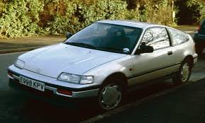 Honda Crx 1987 File Honda Civic Crx 1988 Jpg Wikimedia Commons