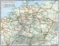 Rail Map Of Europe by Maps An Introduction To 19th Century Art