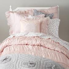 Pink And Grey Comforter Set 17 Awesome Rustic Romantic Girls U0027 Room Ideas Rustic White