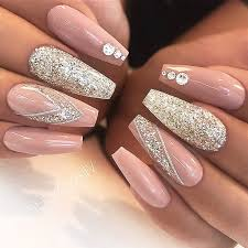 23 elegant nail art designs for prom 2017 white nail art white