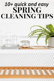 spring cleaning tips spring cleaning tips tricks love renovations