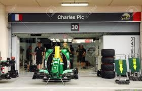 shakir bahrain april 18 pit stop garage of caterham renault shakir bahrain april 18 pit stop garage of caterham renault team on thursday
