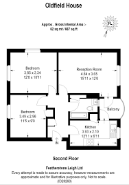 Bedroom Plans 13 2 Bedroom Plans Small Home 993 Sqft 2 Bedroom House Plans In