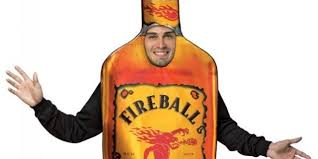Bottle Halloween Costume Fireball Bottle Halloween