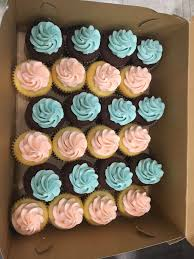 blue cupcakes for baby shower gallery baby shower ideas