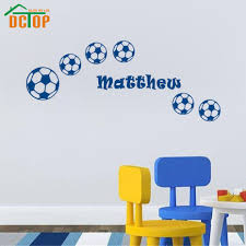 amaonm cute huge size colorful rainbow tree animals owls monkey sports wall stickers football customized name wall art boys bedroom decals for kids rooms