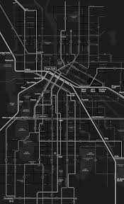 Twin Cities Map Map Monday Minneapolis Future Transit Streets Mn