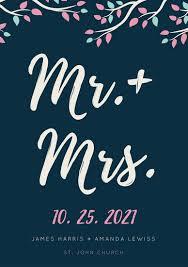 wedding phlet church program templates canva