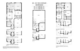 second empire floor plans by ideal developments luxury estates homes in markham