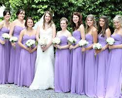 lavender bridesmaids dresses chic bridesmaid dress lavender purple bridesmaid dresses