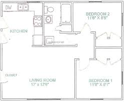 Bus Floor Plans by 839 Greenbrier