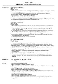 resume format exles for steel fabrication packaging mechanic resume sles velvet jobs