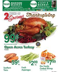 savings and deals fresh market