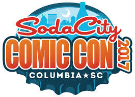 soda city comic convention 2017 tickets sat aug 26 2017 at 10