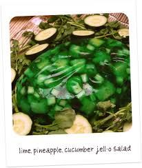 a 1960s cocktail party 1960s cucumber and cilantro