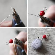 button earrings tuesday tutorial dangle fabric covered button earrings cornwell