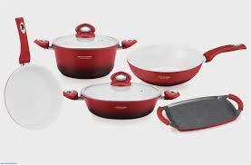 batterie de cuisine ceramique batterie de cuisine ceramique renberg rb batterie de cuisine