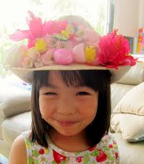 Easter Hat To Decorate by Diy Easter Crafts 2 How To Make An Easter Bonnet Heather Designs